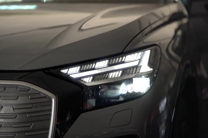Autocentri Balduina - Presentazione Audi Q4 e-tron